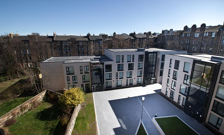 Gateway Apartments | Edinburgh Student Accommodation ...