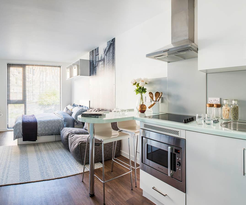 Gateway Apartments | Edinburgh Student Accommodation ...