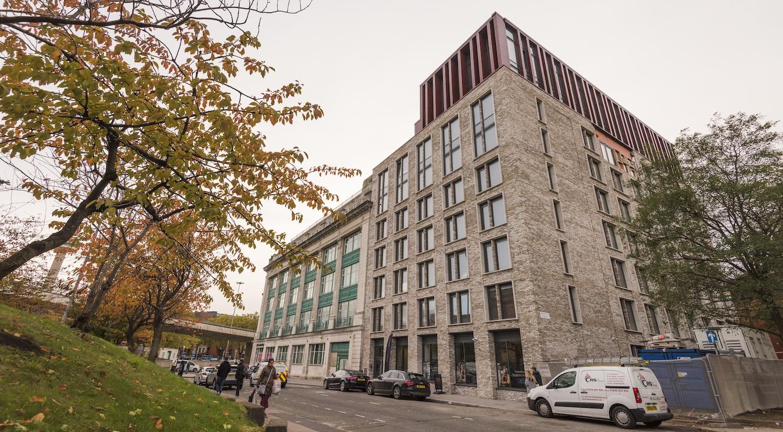 student accommodation fontenoy apartments