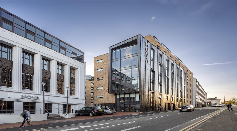 Nottingham student accommodation Nova