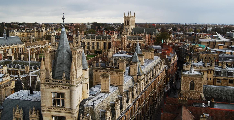 Cambridge university image