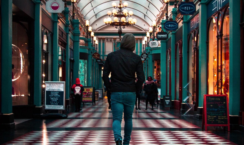 Birmingham Arcade